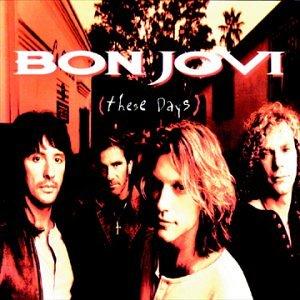 Bon Jovi - These Days (Special Edition, B - Zortam Music