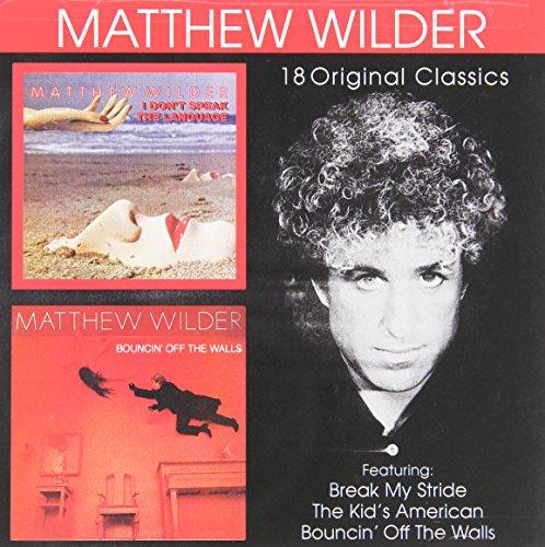 MATTHEW WILDER - Break My Stride Lyrics - Zortam Music