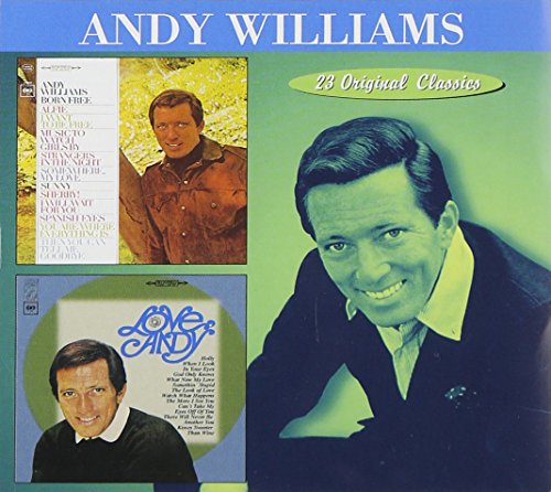 Andy Williams - Born Free & Love, Andy - Zortam Music