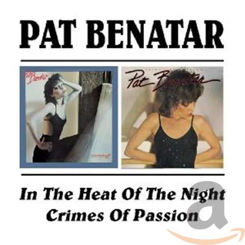 Pat Benatar - In The Heat Of The Night - Zortam Music