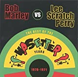 album art to The Best of the Upsetter Years 1970-1971 (Bob Marley vs. Lee Scratch Perry)