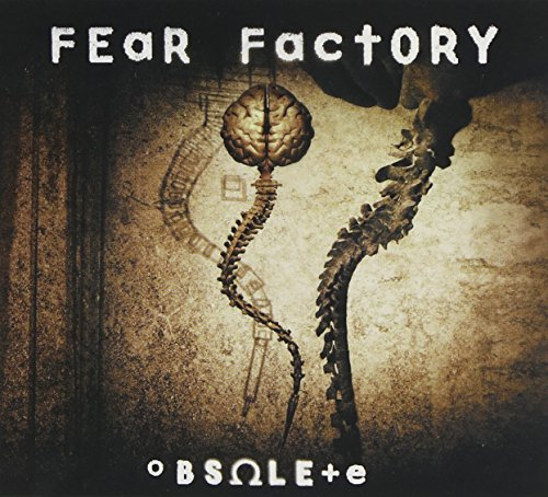 Fear Factory - Obsolete (DigiPak) - Zortam Music