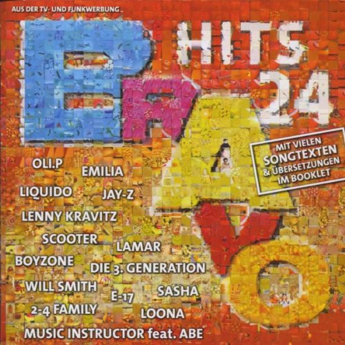 Various Artists - Bravo Hits 24 (CD2) - Zortam Music