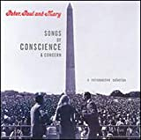 album art to Songs of Conscience & Concern