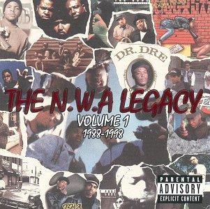 N.W.A - The N.W.A Legacy, Vol. 1: 1988-1998 - Zortam Music