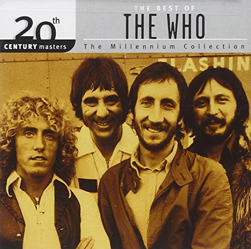Who, The - 20th Century Masters: the Best of The Who (The Millennium Collection) - Zortam Music