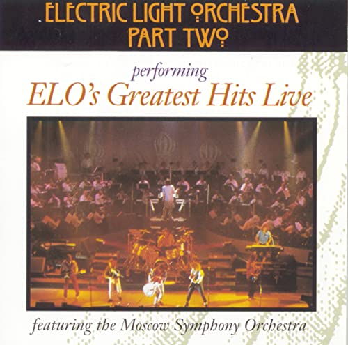 Electric Light Orchestra - Greatest Hits - Electric Light Orchestra - Zortam Music