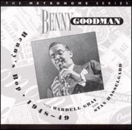 Benny's Bop 1948~49 With Wardell Gray & Stan Hasselgard