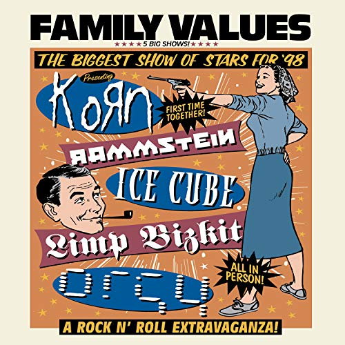 Korn - Family Values - Zortam Music
