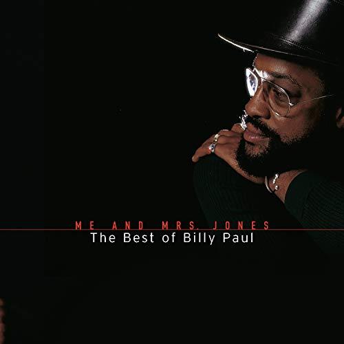 Billy Paul - Me And Mrs. Jones  The Best Of - Zortam Music