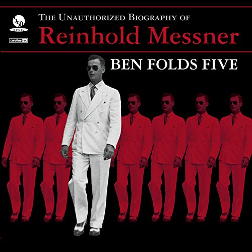 Ben Folds Five - The Unauthorized Biography.... - Zortam Music