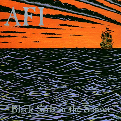 A.F.I. - Black Sails in the Sunset - Zortam Music