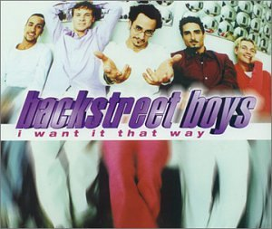 Backstreet Boys - I Want It That Way - Zortam Music