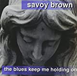 album art to The Blues Keep Me Holding On