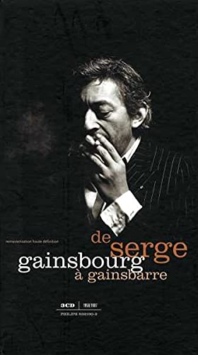 Serge Gainsbourg - De Gainsbourg à Gainsbarre (di - Zortam Music