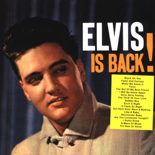 Elvis Presley - Elvis Is Back! - Zortam Music