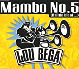 album art to Mambo No. 5 (A Little Bit Of...)