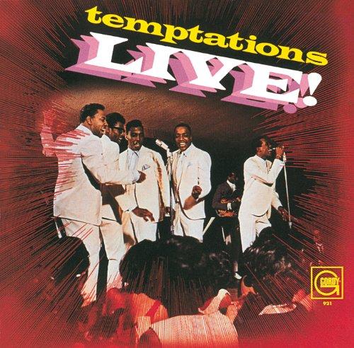 The Temptations - Temptations Live! - Zortam Music
