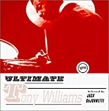 Capa de Ultimate Tony Williams