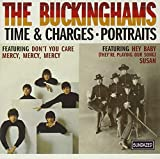Cubierta del álbum de Time and Charges/Portraits