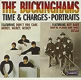 Cubierta del álbum de Time and Charges/Portraits