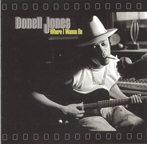 Donell Jones - Where I Wanna Be - Zortam Music