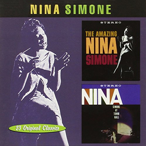 The Amazing Nina Simone / Nina Simone at Town Hall