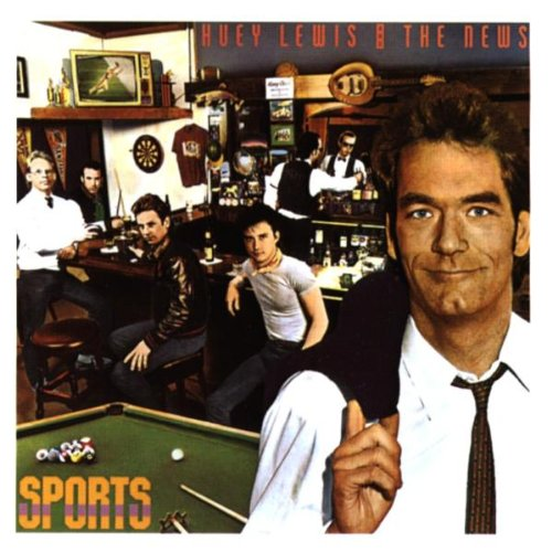 Huey Lewis & The News - Super Hits 80