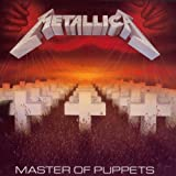 album art to Master of Puppets