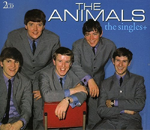 The Animals - The Singles Plus - Zortam Music