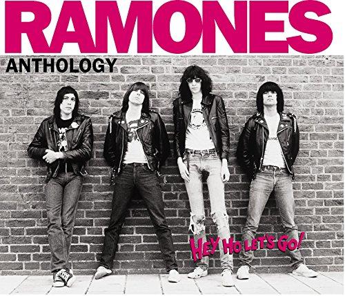 RAMONES - Anthology Hey Ho, Let