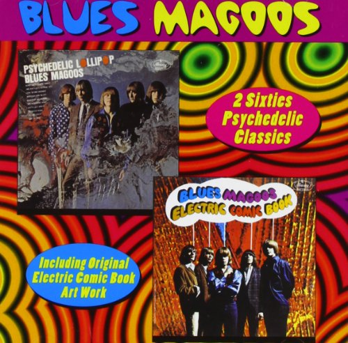 Blues Magoos - BlueBeat - Music Playlists