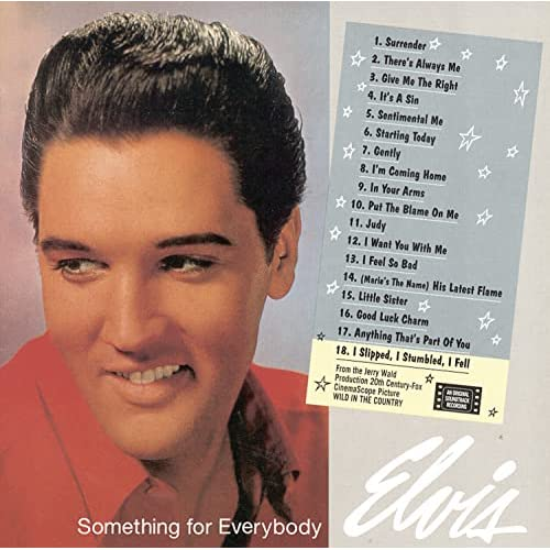 Elvis Presley - Something For Everybody