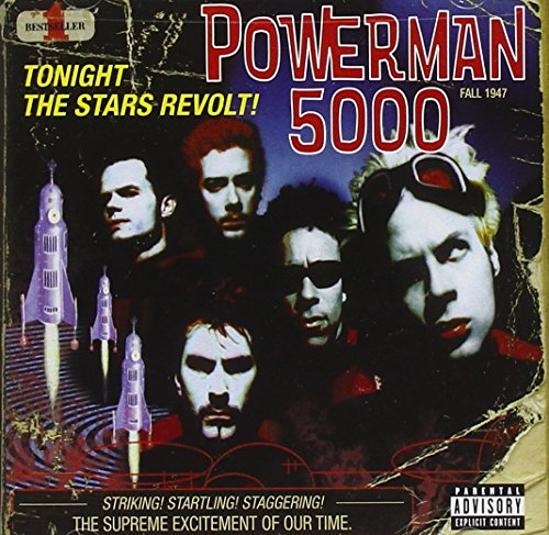 Powerman 5000 - The Return Of The Rock - Zortam Music