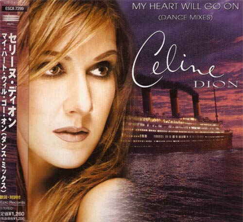 Celine Dion - My Heart Will Go On - Zortam Music