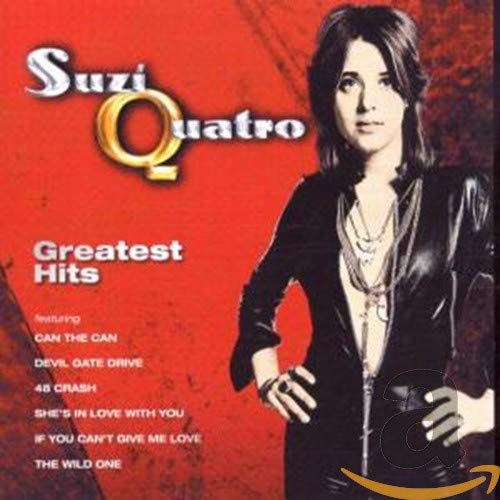 Suzi Quatro - Die Hit Giganten-Rocksongs - Lyrics2You