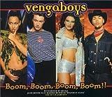 album art to Boom, Boom, Boom, Boom!!