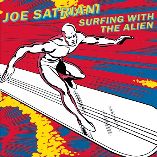 Joe Satriani - Surfing With The Alien - Zortam Music