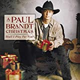 album art to A Paul Brandt Christmas (Shall I Play for You?)
