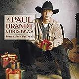 album art to A Paul Brandt Christmas (Shall I Play for You?)