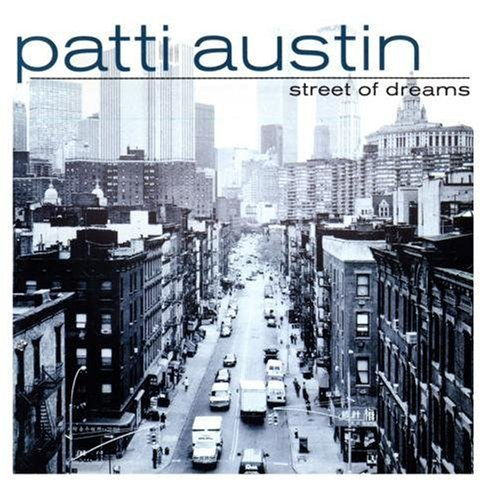 Street of dreams by patti austin album cover for Street of dreams