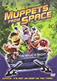 Muppets From Space By DVD