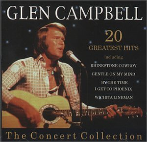 Glen Campbell - 20 Greatest Hits [Capitol] - Zortam Music