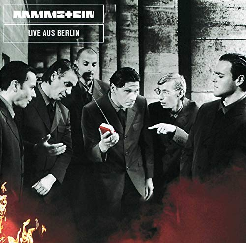 Rammstein - Live Aus Berlin (Limited Editition) CD1 1999 - Lyrics2You