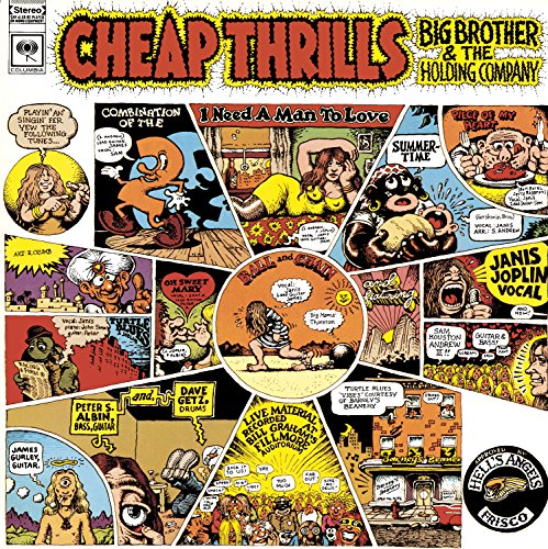 Janis Joplin - Cheap Thrills - Zortam Music