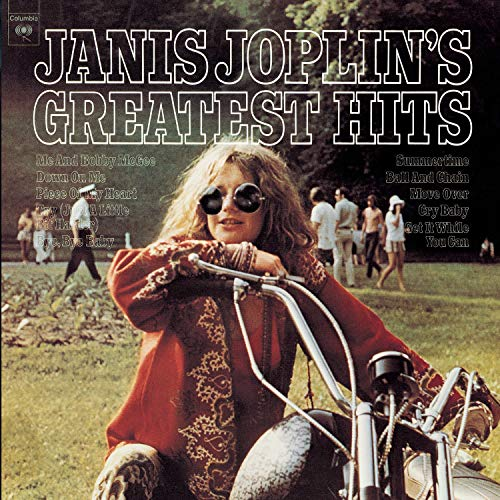 Janis Joplin - Greatest Hits [re-issue] [re-mastered] - Zortam Music