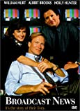 Broadcast News By DVD