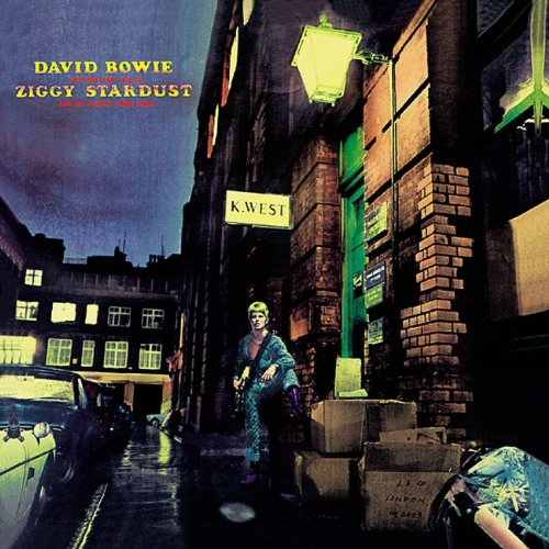 David Bowie - The Rise And Fall Of Ziggy Stardust... - Zortam Music