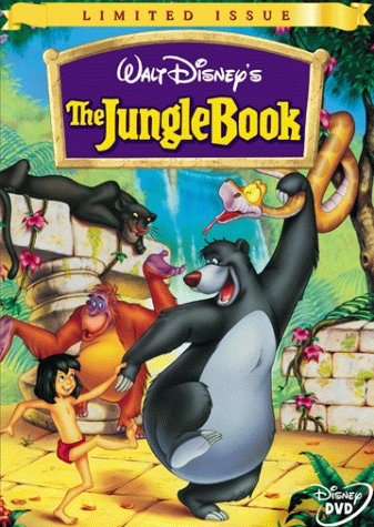 The Jungle Book / Книга джунглей (1967)