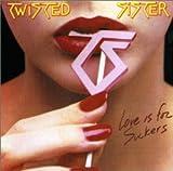 album art to Love Is for Suckers
